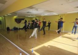 Imran Teaching Dance