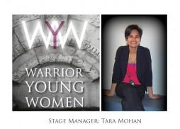Tara Mohan Interview