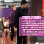 Artist Profile Imran