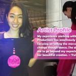 Artist Profile Yui